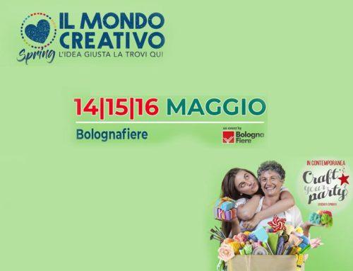Il Mondo Creativo Spring 2021 — выставка рукоделия и творчества. Италия