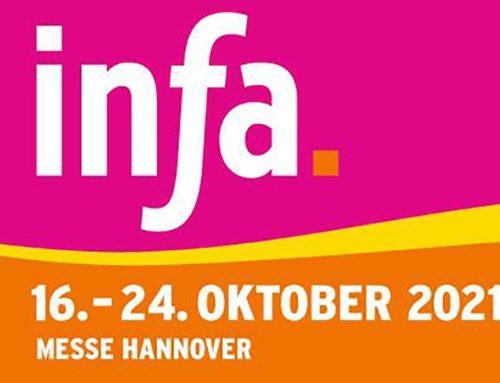 infa kreativ 2021 — международная выставка товаров для хобби и творчества. Германия