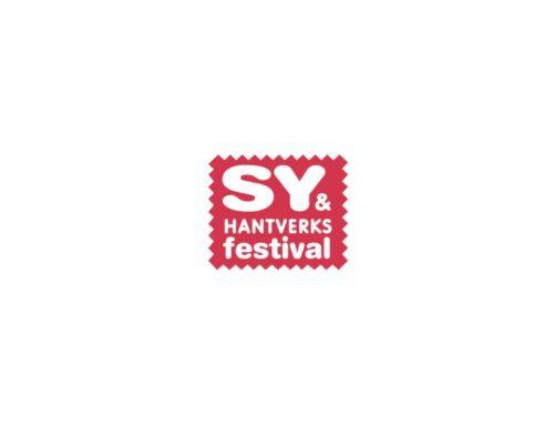 SY & Hantverksfestivalen Stockholm Autumn 2021 — выставка шитья, вязания, ткачества и рукоделия. Швеция