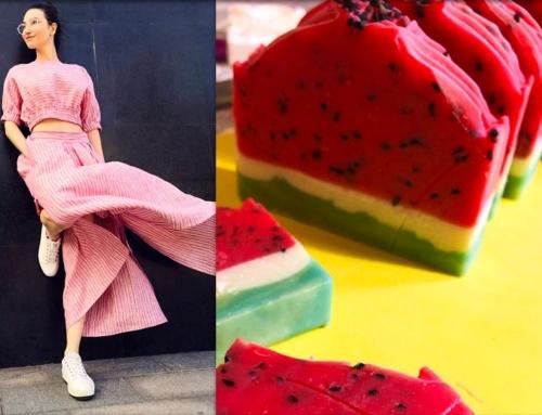 """""""Это случилось само собой, как случается — любовь"""": интервью с производителем мыльной продукции бренда Riya soap Марией Морозовой"""