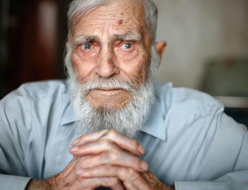 Фотовыставка ко Дню пожилого человека
