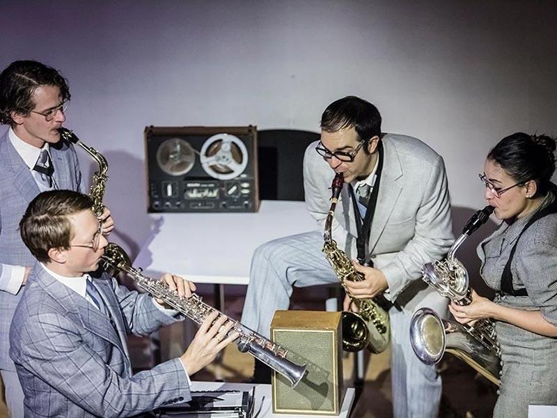 III Международный фестиваль актуальной классики re:Formers Fest откроется концертом в Парке Зарядье